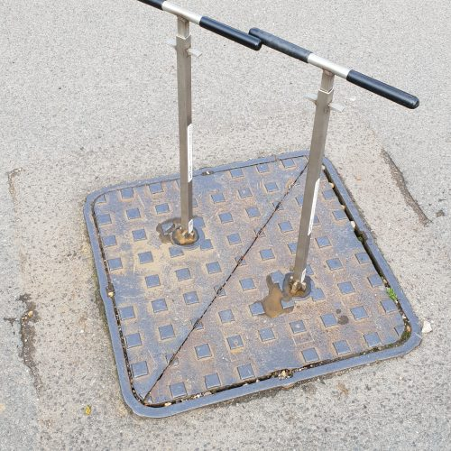 Safe T Key & Manhole Lifting Keys